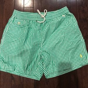 Ralph Lauren swim trunks XL